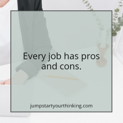 job pros and cons